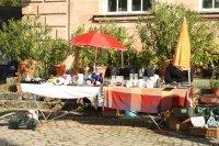 Flohmarkt für Langschläfer*innen © Lisa Voltz