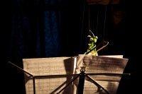 Bild zu Nürnberger Kindertheaterwoche: Die Fiedelgrille und der Maulwurf