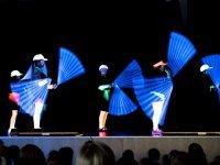 Bild zu Schwarzlicht-Tanz