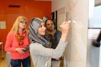 Bild zu Deutsch-Übungskurs für Flüchtlingsfrauen