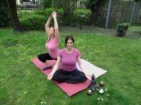 Bild zu Yoga - und Meditationsworkshop