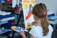 Staffelgeraffel © kinderkunstraum