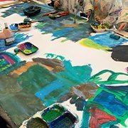 Ferkel – der Werkel-Freitag © KinderKunstRaum