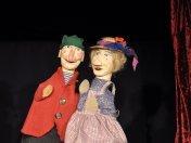 Kindertheaterwoche: Puppentheater Gugelhupf: Das Krokodil im Entenweiher