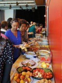 Bild zu Frauencafé International