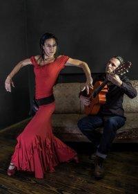 Bild zu Freitagskonzerte : Ummananda (Spanische Songs/Flamenco)