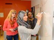 Deutsch-Übungskurs für geflüchtete Frauen