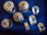 Bild zu Silberringe de Luxe