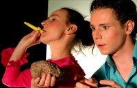 Bild zu Nürnberger Kindertheaterreihe: Hans im Glück - Eine Gaunergeschichte