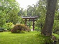 Bild zu Besuch eines Japanischen Gartens