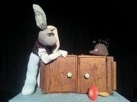 Bild zu Kindertheaterwoche: Hase und Igel