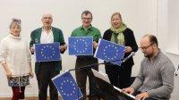 Bild zu Crowdsinging - Aus voller Kehle durch die EU