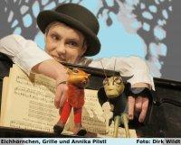 Bild zu Nürnberger Kindertheaterreihe: Das Lied der Grille
