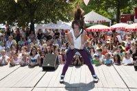 Bild zu Stadtteilfest in der Gartenstadt