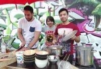 Bild zu Culture Kitchen : Montagskochen