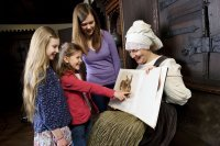 Kinderführung mit Agnes Dürer