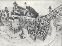 Mauern, Türme und Bastionen