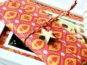 Weihnachtsgeschenk basteln im Kinder- und Jugendhaus ALF