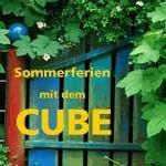"""Sommerferienbetreuung im Kinder- und Jugendhaus CUBE: """"Auf in eine neue Zeit, in eine neue Welt!"""""""