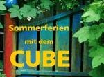 Sommerferienbetreuung im Kinder- und Jugendhaus CUBE: Willkommen im Hotel Transsilvanien