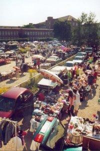 Bild zu Steinbühler Trödelmarkt