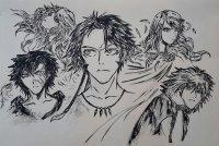 Bild zu Ausstellungsdauer: Die Welt der Mangas