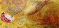 Bild zu Ausstellungseröffnung Farbe trifft Natur und Mensch