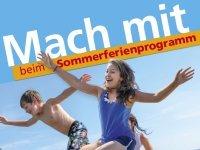Online-Anmeldung für das Sommerferienprogramm 2019