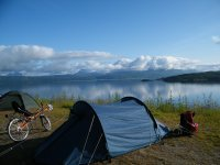 Bild zu Die Weiten Lapplands mit dem Rad entdecken