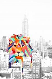 Bild zu Ausstellungseröffnung: Bunt ist meine Lieblingsfarbe