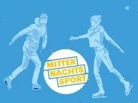 Sport und Spaß um Mitternacht: Disco on Ice in der Arena