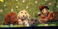 Bild zu Nürnberger Kindertheaterreihe: Müffel, Schnüffel, Glückspantüffel