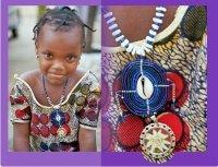 Bild zu Perlenschmuck für Hals und Ohren