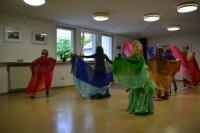 Orientalischer Tanz und Yoga für Kinder ( ab 6 bis 9 Jahre)