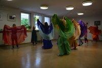 Bild zu Orientalischer Tanz und Yoga für Kinder ( ab 10 Jahre)