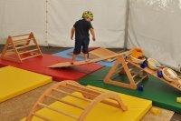 SpielRaum – Spiel- und Bewegungsraum für Kleinkinder