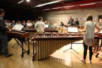 Konzert der Preisträger des Marimba-Wettbewerbs 2017 in Bamberg