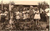 Kindheit im Flüchtlingslager