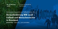 Herausforderung WM 2018