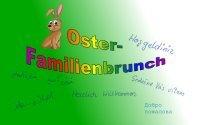 Oster-Familienbrunch