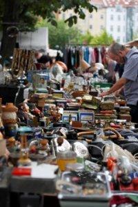 Steinbühler Sonntagströdelmarkt