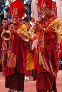 Bild zu Buddhistische Maskentänze und Musik aus dem Himalaja/Ladakh