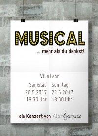 Bild zu MUSICAL - mehr als du denkst!