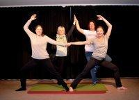 Hatha-Yoga - Flexibilität und Kraft entwickeln