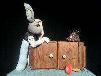 Bild zu Kindertheaterwoche: Theater Lakritz: Hase und Igel