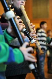 Bild zu Konzert mit Gästen aus der israelischen Partnerstadt Hadera