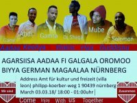 Oromo Music Group & DJ Shaga (Äthiopien)