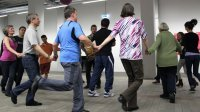 Bild zu Bulgarische Tanzgruppe- Fortgeschrittene