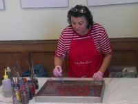 Bild zu Ebru – Kunst (Workshop)