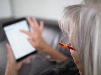 """Bild zu """"Mein Smartphone/Tablet unterstützt mich praktisch und unterhaltsam"""